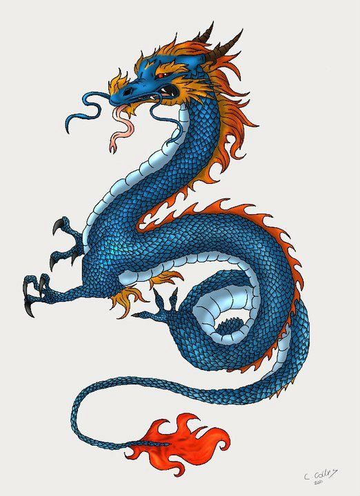 8 Best Chinese Dragon Images On Pinterest