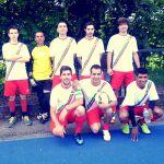 A equipa de Futebol/Futsal dos Lusitanos Oxford