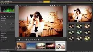 creating scrolls in Corel Paint Shop Pro - YouTube