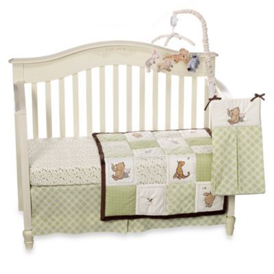 Disney® My Friend Pooh Crib Bedding Collection - BedBathandBeyond.com