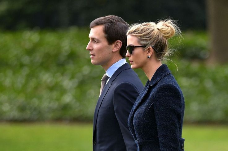 President Donald Trump's daughter Ivanka and her husband Jared Kushner have held onto real estate and business investments valued in the hundreds of millions, while working government jobs, according to ethics filings released by the White House.  The disclosures came in a White House mass document
