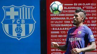 PHOTO: Barcelona Resmi Kontrak Paulinho Selama Empat Musim