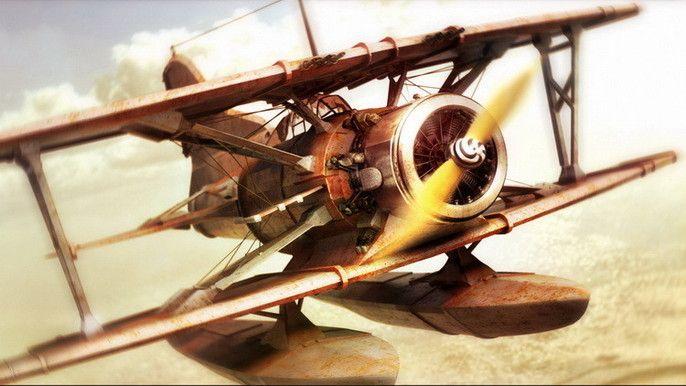 """Artwork réalisé pour le jeu """"Journey To Hell"""" - Dogbox Studio"""