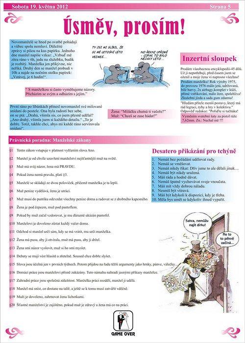 svatební noviny 5