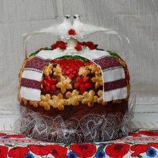 ФОРУМ СМП, Торт, коровай на весілля, весільна випічка, солодке, калач, печиво, весілля, застілля, торт на замовлення
