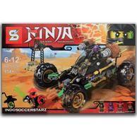 LEGO SY 594 NinjaGo Rock Roader
