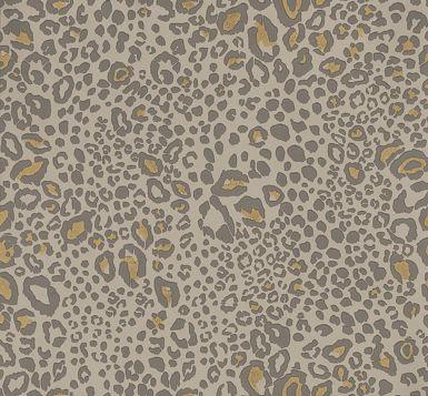 Ocelot Brown wallpaper by Farrow & Ball