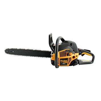 Poulan Pro 18 Inch 42CC 2 Cycle Gas Chainsaw eBayHOT Deals Today has the lowest price deal for Poulan Pro 18 Inch 42CC 2 Cycle Gas Chainsaw $65. It usually retails for over $139, which makes this a Hot Deal and $70 cheaper than the retail price.  Pay for your item with PayPal by 8PM Pacific...