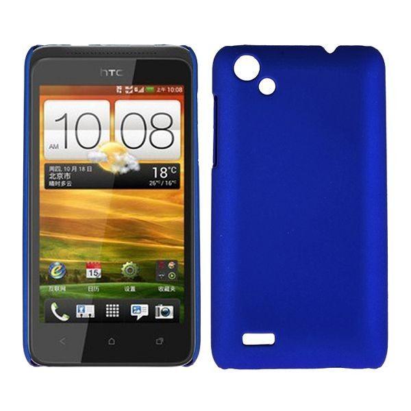 Hard Shell (Mørk Blå) HTC One SC Deksel