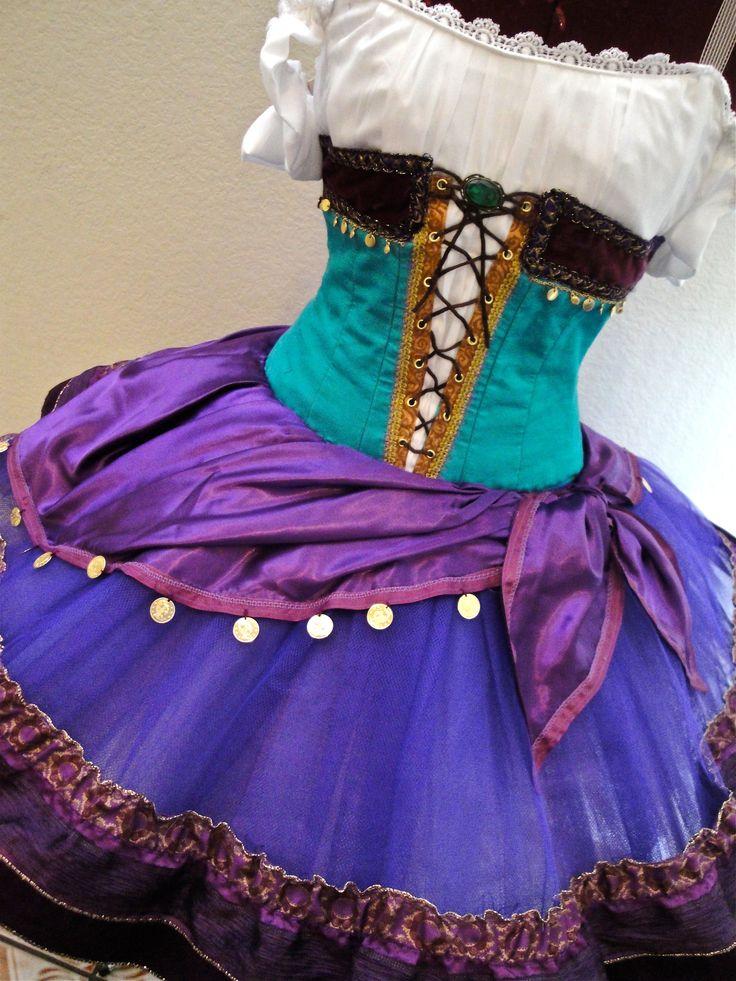 """Perfecto para el Ballet """"La Esmeralda"""" <3"""