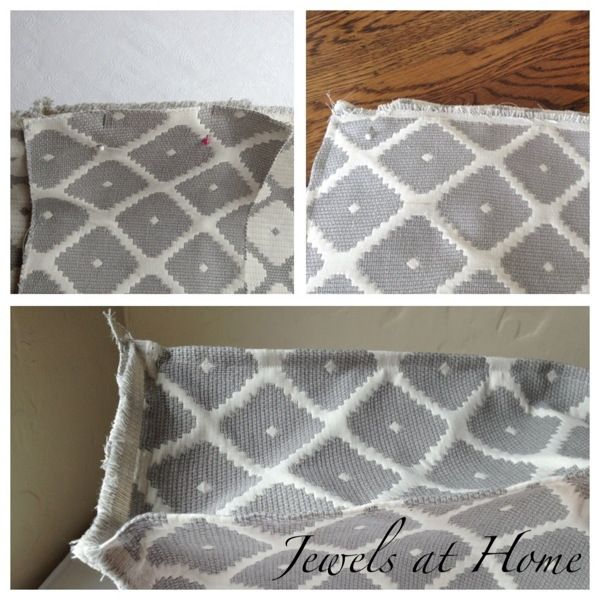 how to make cushion covers without sewing
