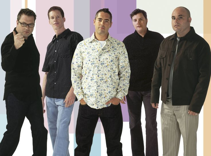 I Love the Barenaked Ladies, but it's just not the same without Steven Page