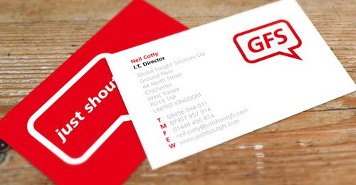 Business Cards for Graphic Design inspiration. Posted by Fankonnect Social Media and Content Agency.