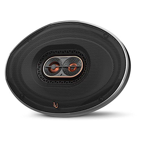 Infinity REF9623ix 300W Max 6x9 3way Car Audio Speaker with EdgeDriven Textile Tweeters  Pair >>> Read more reviews of the product by visiting the link on the image.