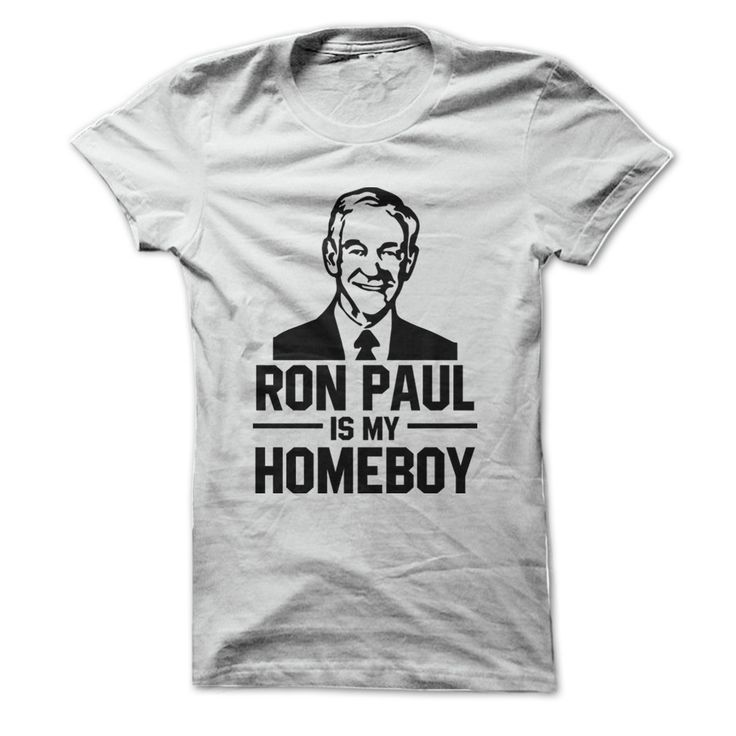 He's a feisty little Texan who proves that you don't have to be big to be great. How could you not be all in for Ron Paul? He's not just an inspiring leader and a former, much-loved congressman, he's