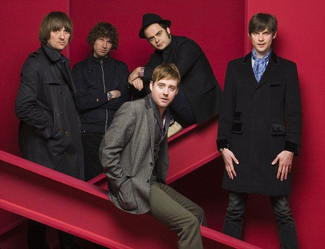 Burberry set to hold Kaiser Chiefs concert in London store in ...