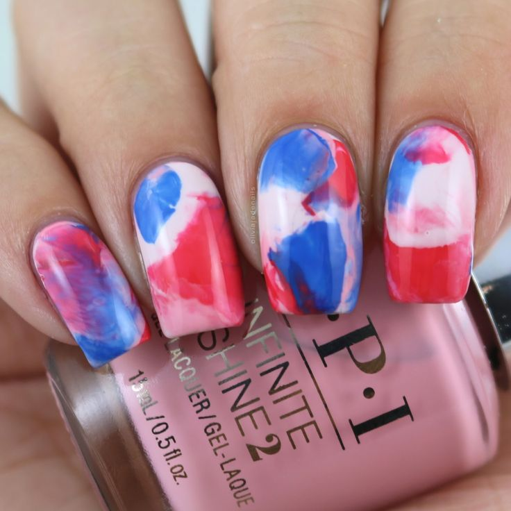 26 Great Nail Art Ideas: Made With A Mat Or On Plastic by Olivia Jade Nails