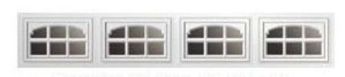 17 best ideas about garage door window inserts on for Clopay window inserts