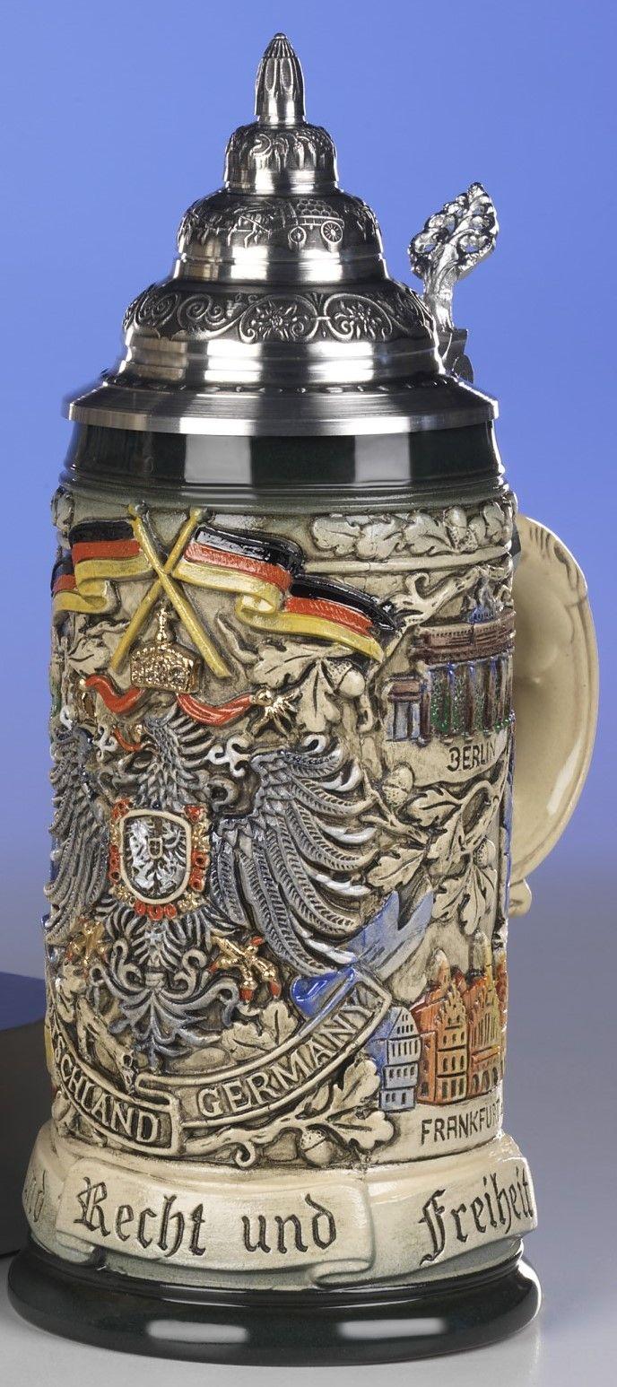 German beer stein www.oktoberfesthaus.com
