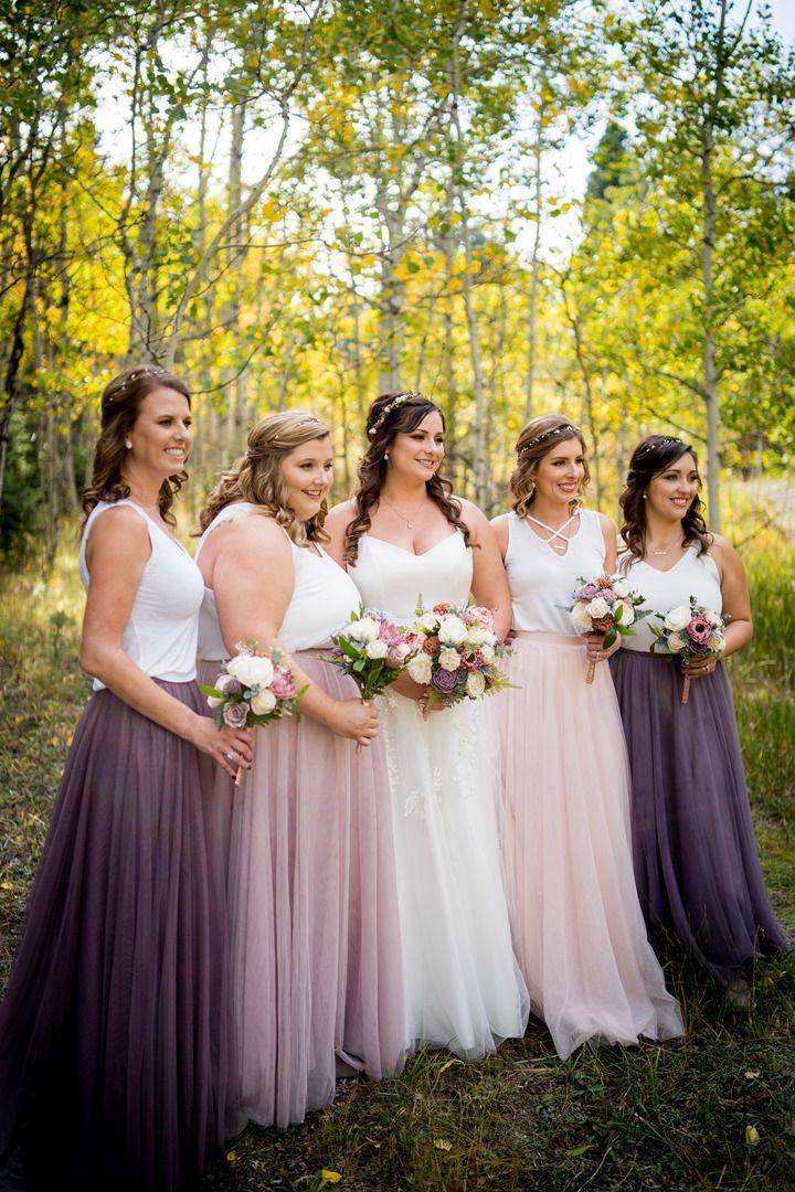 7dab11026ce49 Skylar Tulle Skirt in 2019 | Gaby | Bridesmaid skirts, Tulle skirt ...