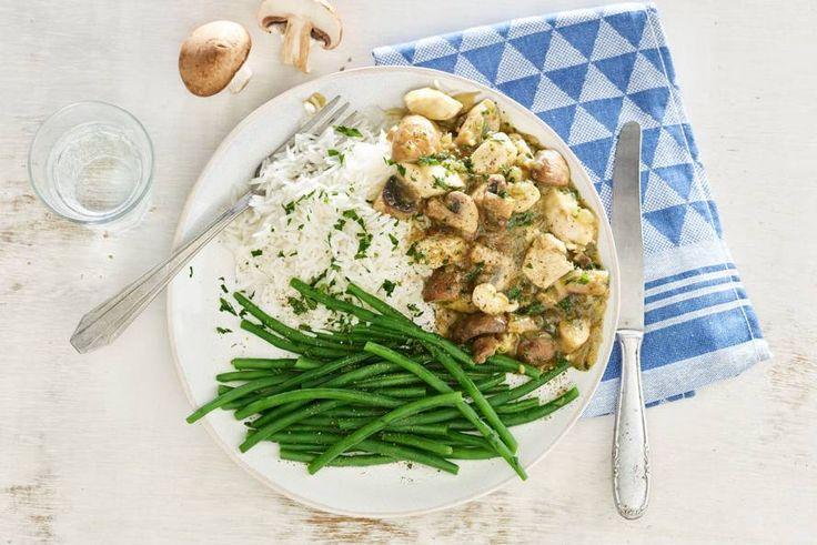 31 oktober 2017 - Kip + rijst + ui + knoflook in de bonus - Ragout maken moeilijk? Helemaal niet! - Recept - Allerhande