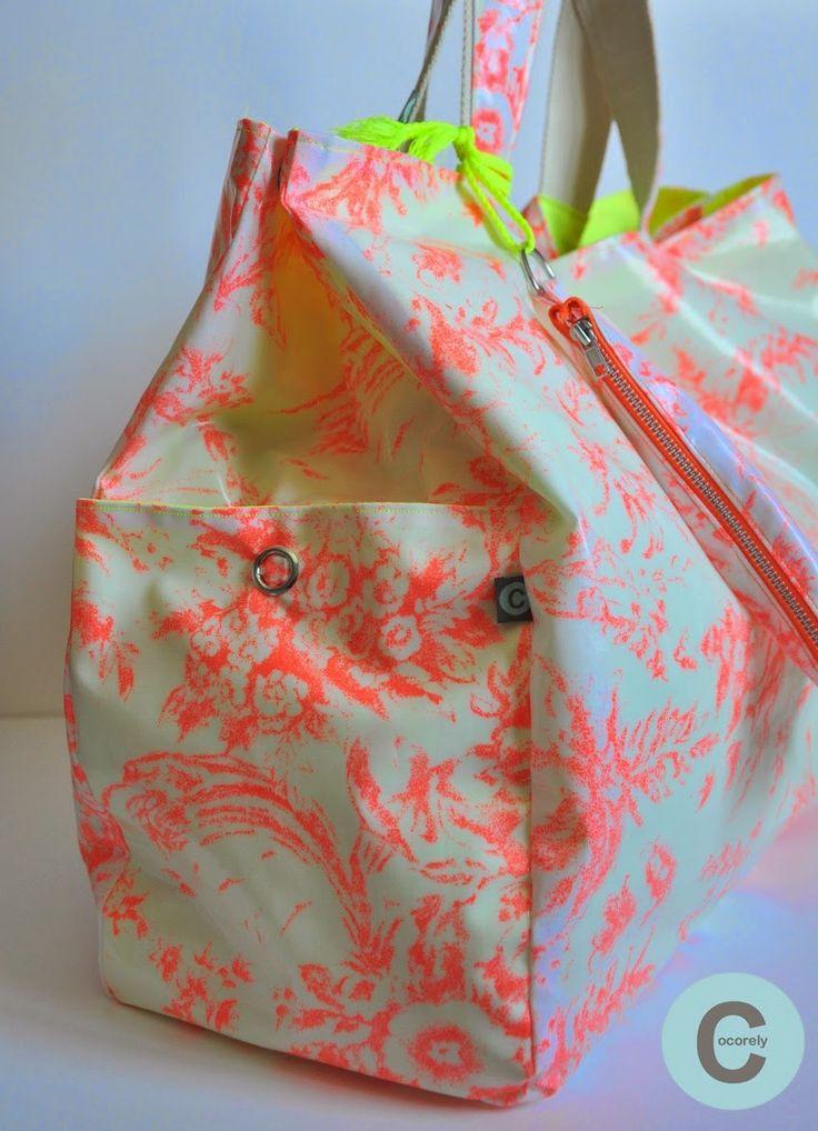 Les Fåntåisies de Cocorely: Le maxi sac de plage                                                                                                                                                     Plus