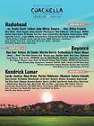 #lastminute  Coachella 2017 Weekend 1 (April 14-16) SOLD OUT  1 wristband  Shuttle Pass  http://ift.tt/2iNGl82pic.twitter.com/kdHIOP4jiJ