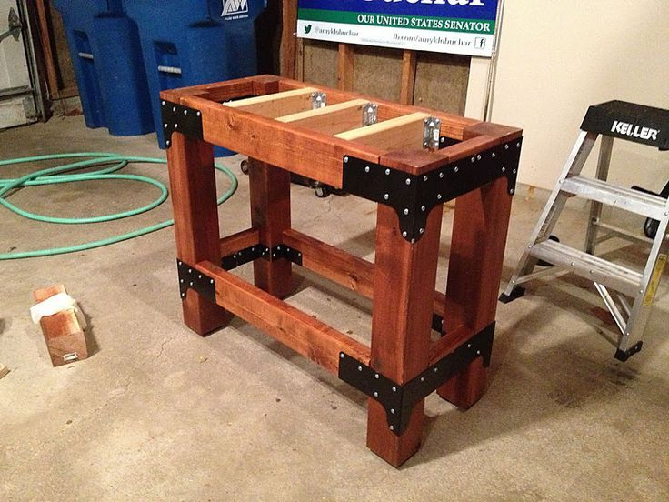 1000+ ideas about 75 Gallon Aquarium Stand on Pinterest | 75 ...