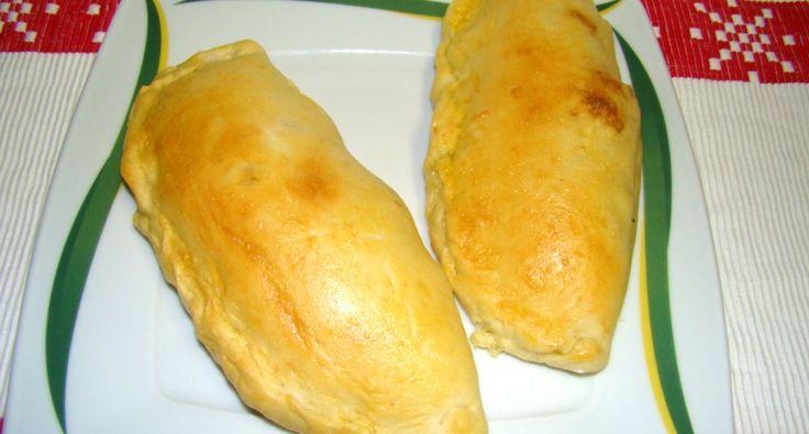 Calzone recept II.