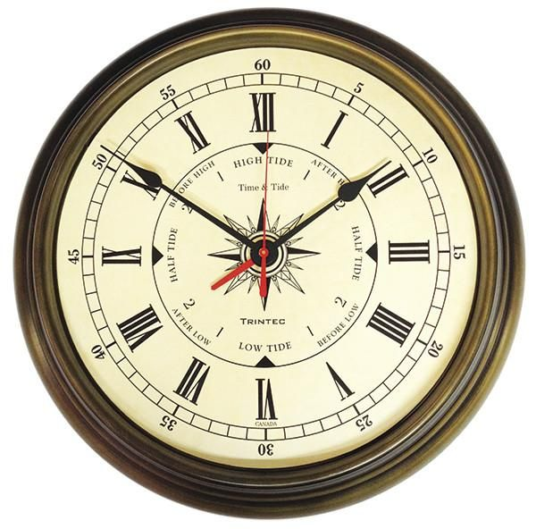 Compass Time & Tide Clock