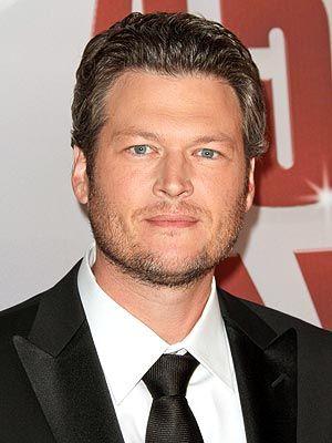 ahh, Blake Shelton. :)