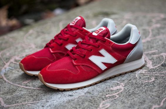 http://SneakersCartel.com The New Balance 520 Appears In Green And Red Colorways #sneakers #shoes #kicks #jordan #lebron #nba #nike #adidas #reebok #airjordan #sneakerhead #fashion #sneakerscartel