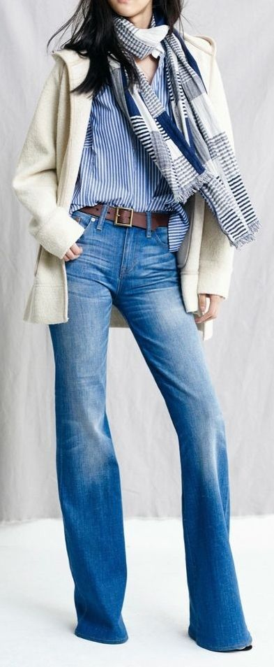 Madewell Ready-to-Wear Fall 2015 • More fashion at www.jeannelm.com.