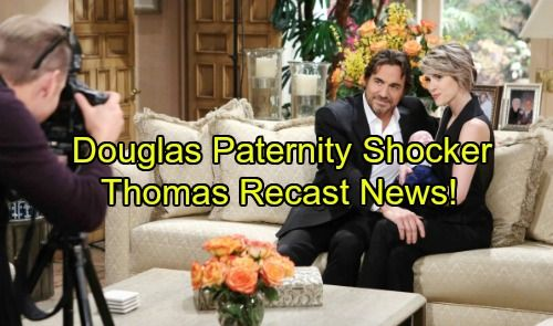 The Bold and the Beautiful Spoilers: Douglas' Real Father Revealed In Paternity Shocker - B&B Casting Call For Thomas Forrester | Celeb Dirty Laundry