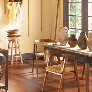 "Bahia Brazilian Cherry Natural 5"" Width - Mohawk Hardwood Flooring"