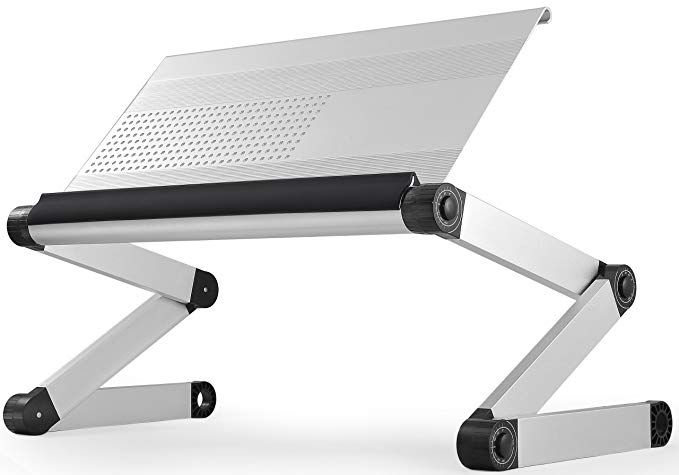 Workez Executive Adjustable Height Angle Ergonomic Aluminum