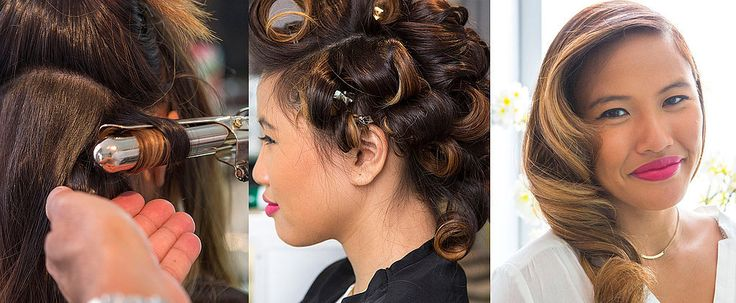 How to Create Old-Hollywood Glam Waves