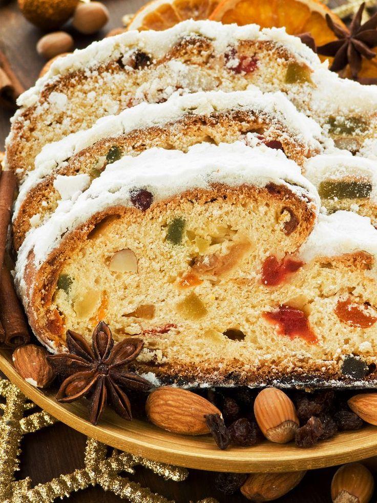 Stollen and lebkuchen recipe