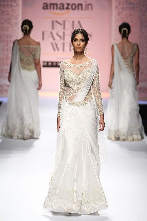 Amazon India Fashion Week autumn/winter 2016   Mandira Wirk #AIFW2016 #PM