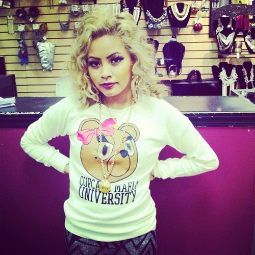 Honey Cocaine <3