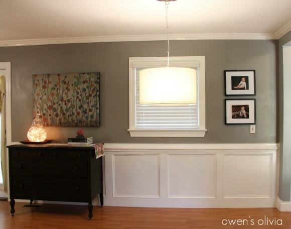 Martha Stewart Cement Gray Paint : Martha stewart cement gray wall color for the home