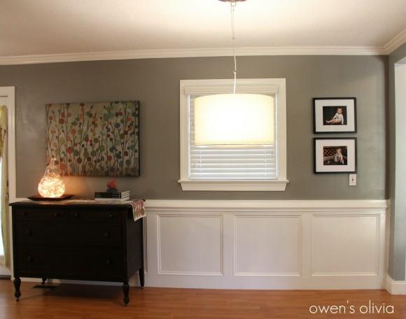 Martha Stewart Cement Gray Paint Colors : Martha stewart cement gray wall color for the home