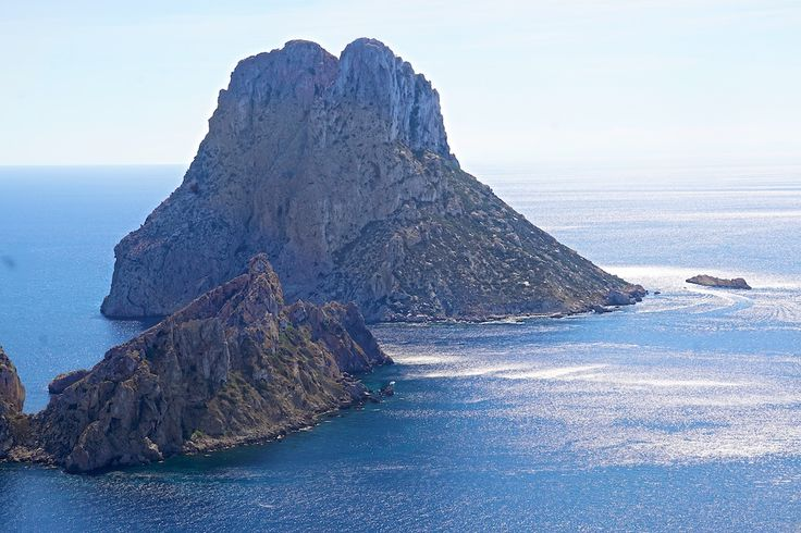 Es Vedra and Es Vedranell islands, Ibiza