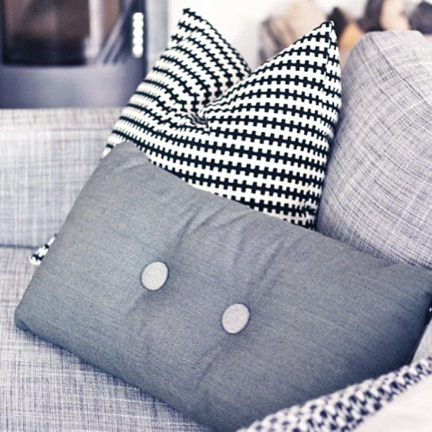 Via Butik Sofie | HAY Pillow | IKEA