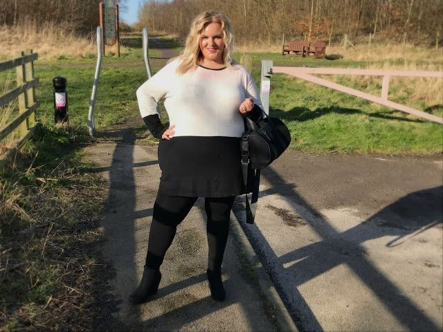 Plus Size Spring Wardrobe Essential from Yours Clothing