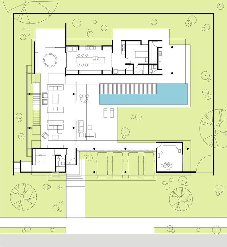 Les 101 meilleures images à propos de casas mia sur Pinterest - Comment Faire Un Plan De Maison