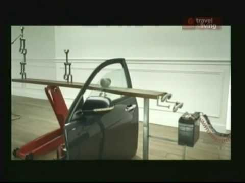rube goldberg machine honda
