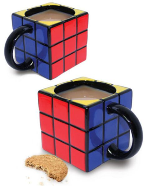 Rubiku0027s Cube Mugs