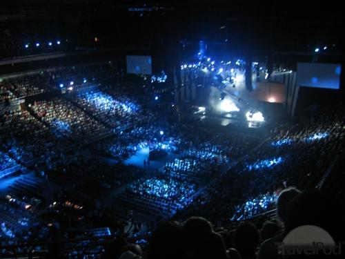 Acer Arena, Homebush