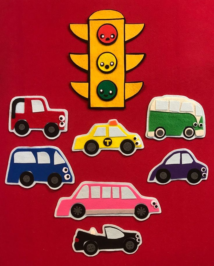 Toot Toot, Beep Beep Emma Garcia Picture Book and Traffic Light Fun